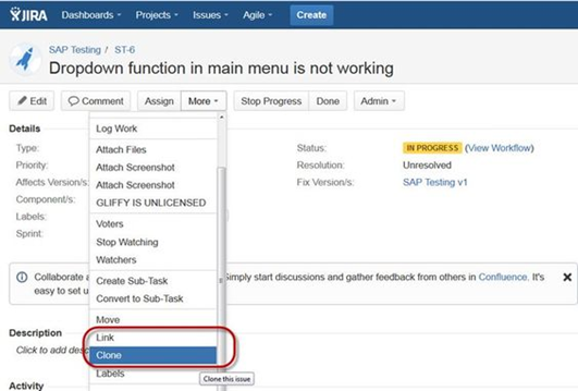 Jira project management software