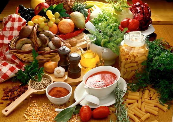 Chế độ ăn uống ảnh hưởng rất lớn đến tình trạng da của bạn