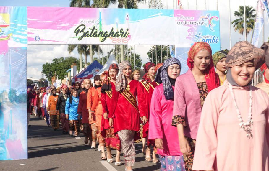 Festival Batanghari Masuk Agenda Wisata Nasional