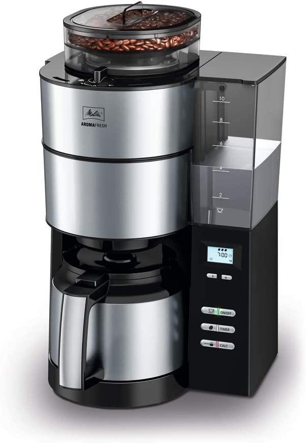 メリタ ミル付き全自動コーヒーメーカー