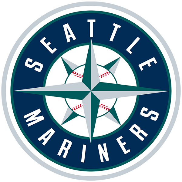 famous-baseball-logos-in-the-mlb-seattle-mariners