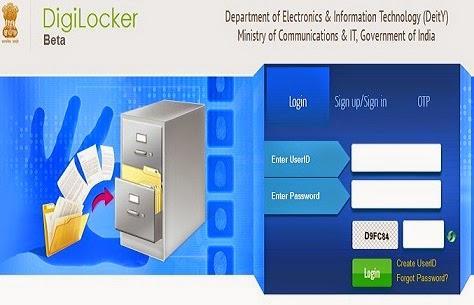 Aadhar Card Link to Digilocker