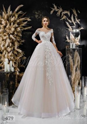 свадебные платья молочного цвета оптом