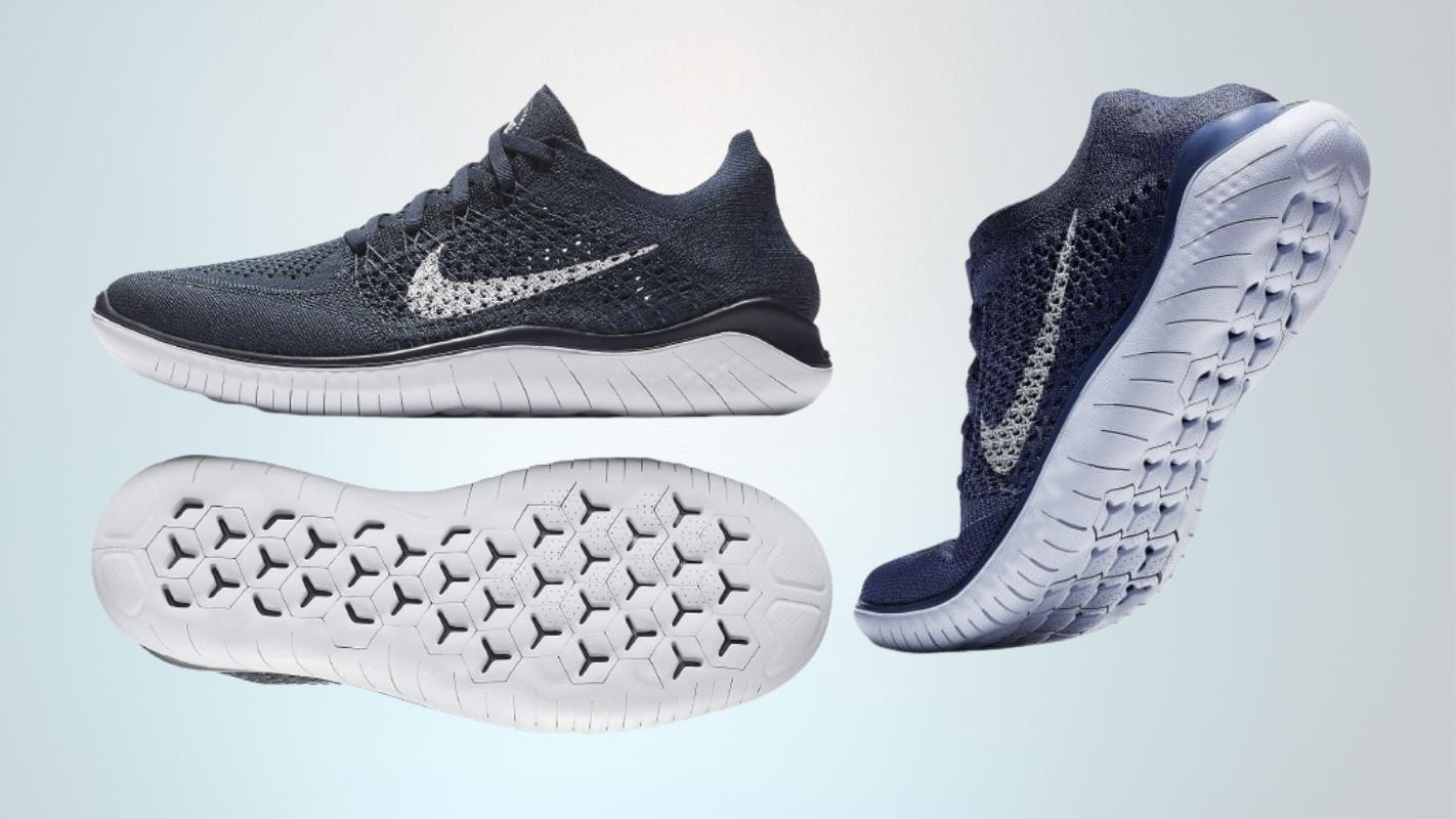 3. Nike Free RN Flyknit 2018