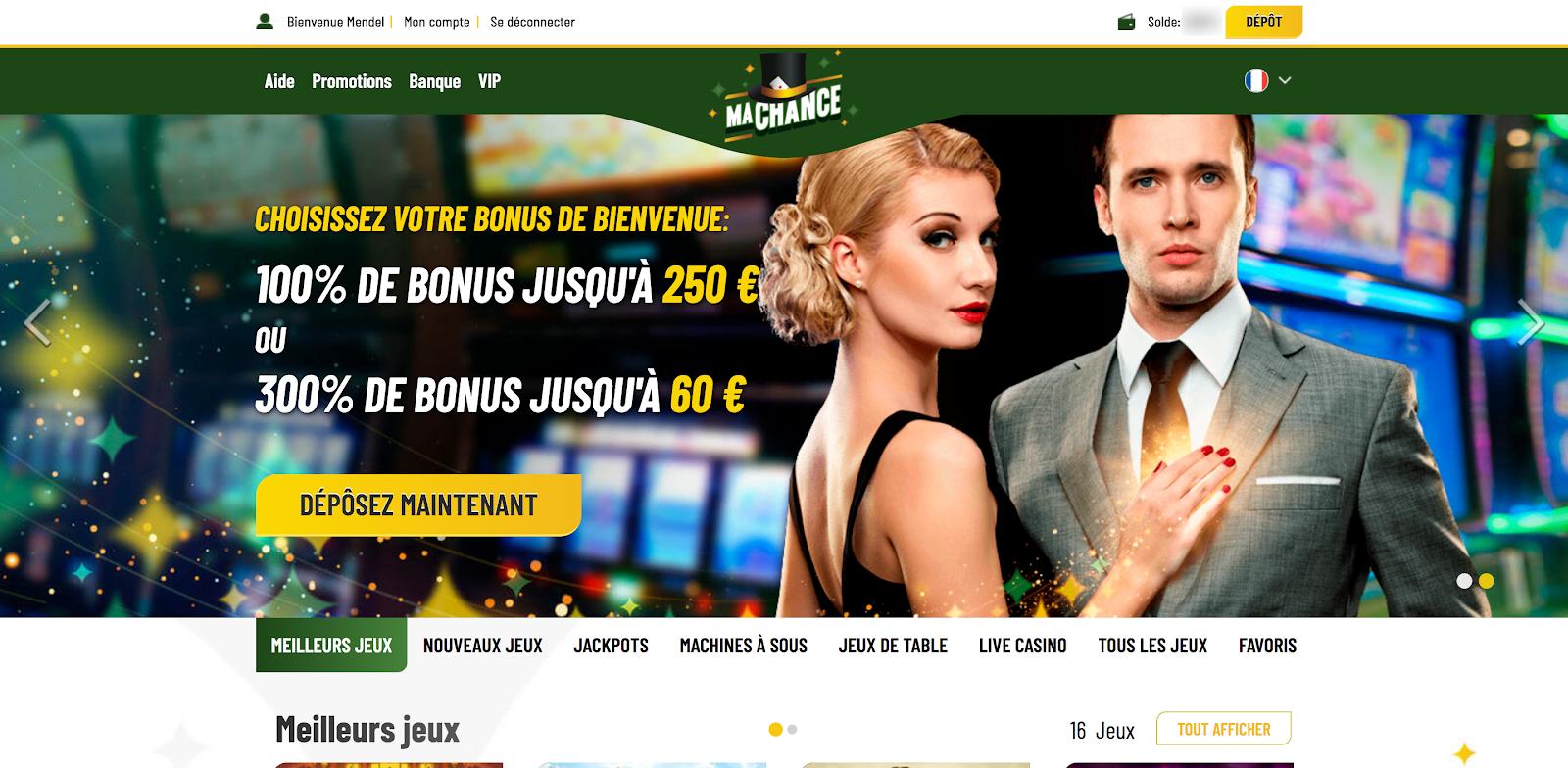 Les 3 Meilleurs Casinos en Ligne en France [Comparatif 2021] 12