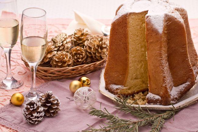 Il Cucchiaio Matto Italienisch Weihnachten Kuchen Pandoro