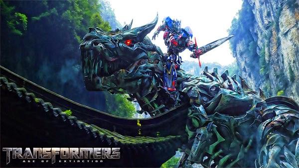 Transformers உருமாறிகள்