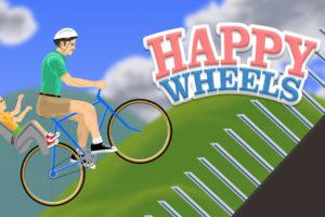 happy wheels unblocked full game