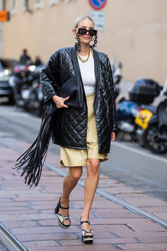 Fashionable quilted jackets 6