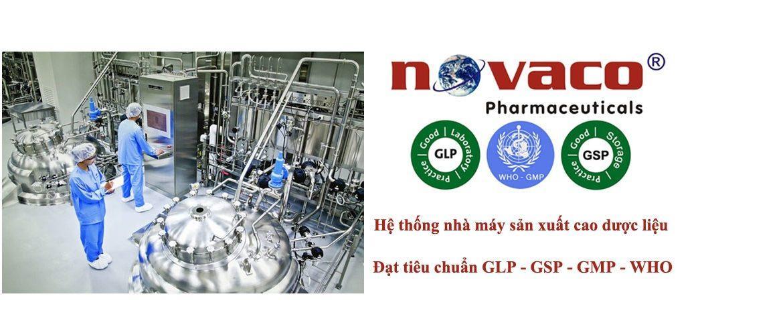 6 Lý do doanh nghiệp nên nấu cao dược liệu thuê tại Novaco