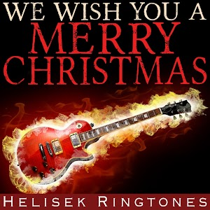 we wish you a merry christmas heavy metalrock holiday music for solo electric guitar and a happy new year - Metal Christmas Songs