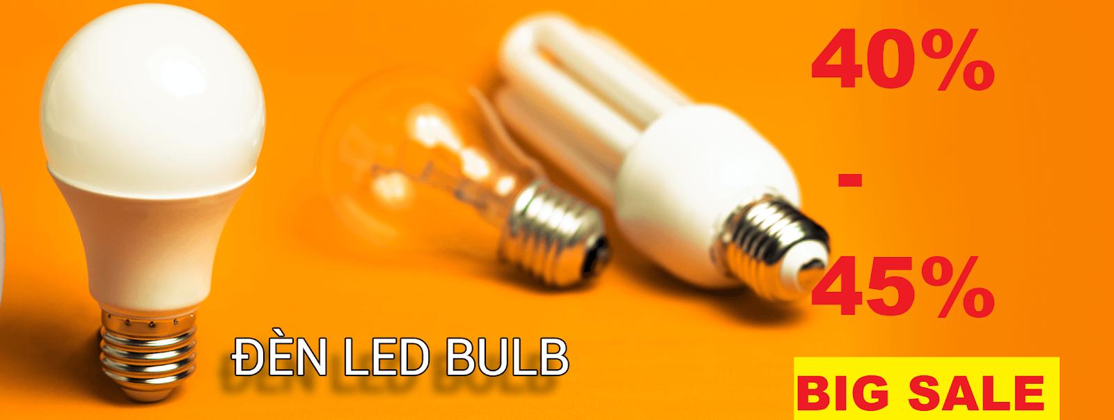 Bóng đèn Led bulb Philips BIG SALE