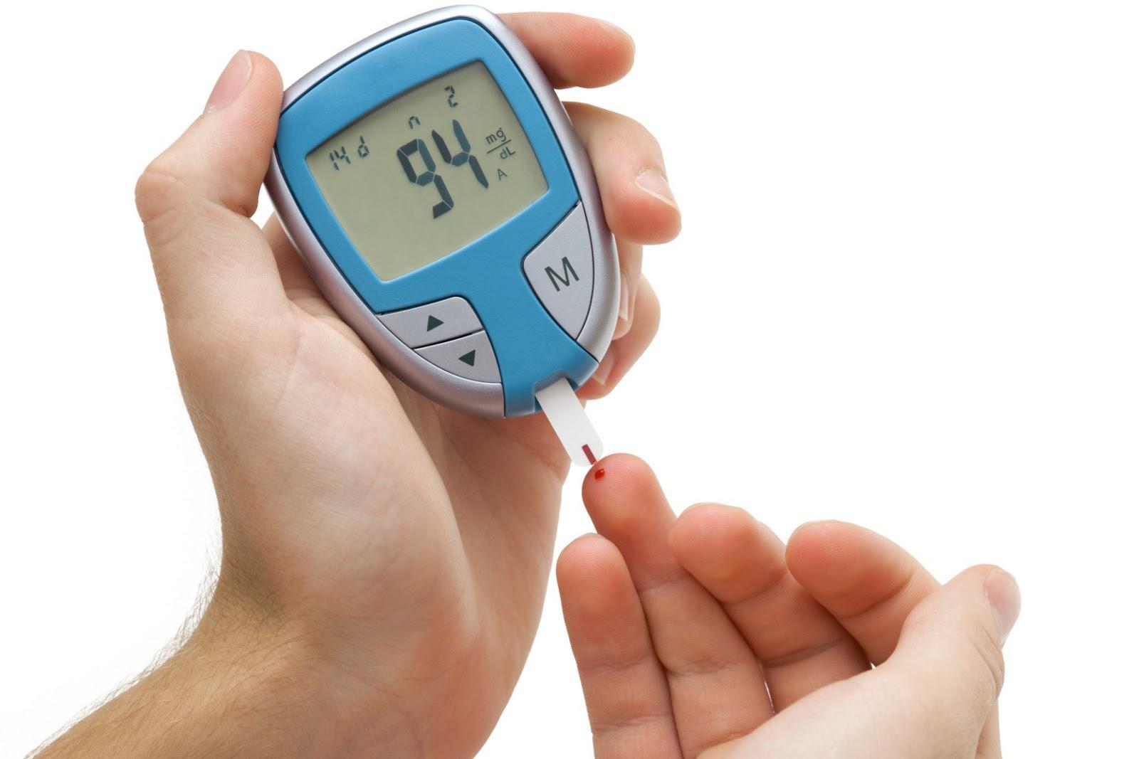 máy đo tiểu đường ngày càng được cải tiến và hiện đại hơn