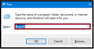 How to Disable Run Command on Windows 10