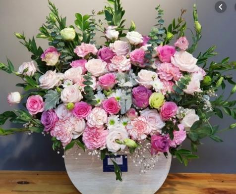 Đơn vị cung cấp rất nhiều loại hoa khác nhau đáp ứng nhu cầu của mọi người