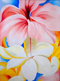 Image result for Georgia O'Keeffe flowers