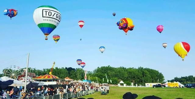 期待!加拿大一年一度的热气球节,今年在安省举行