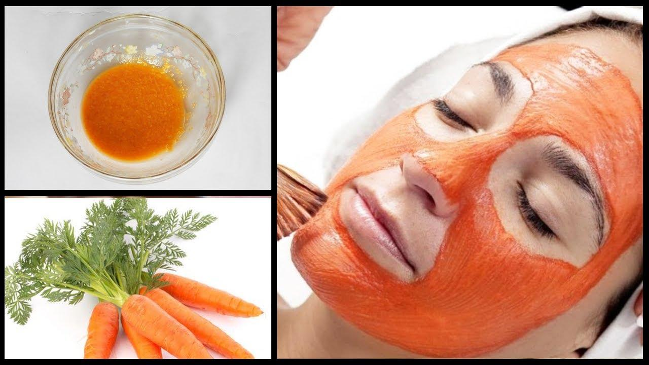 Tan & Blackheads Removing Face Pack For Clear Skin | Oats, Carrot Juice,  Honey - YouTube