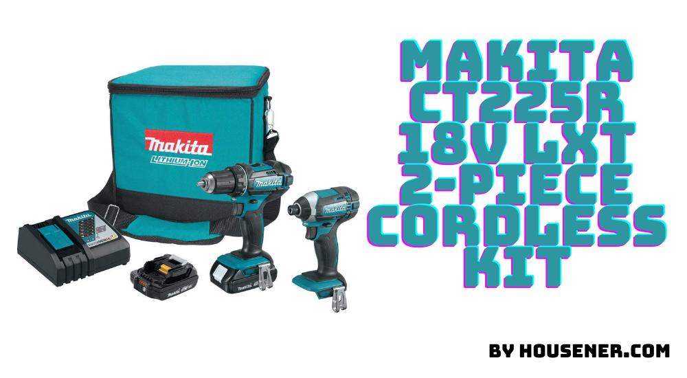 Makita CT225R 18V LXT cordless drill