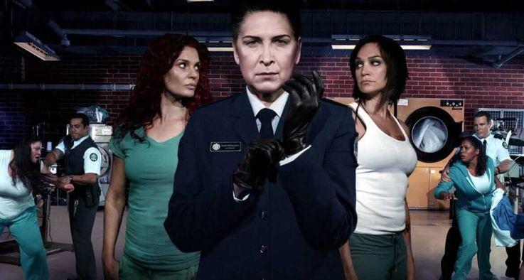 Wentworth Prison women