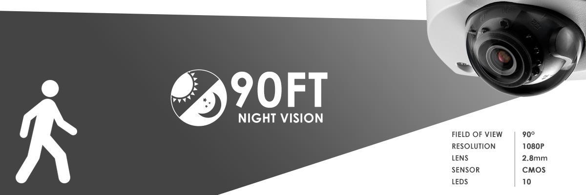 LEV2750AB night vision specs