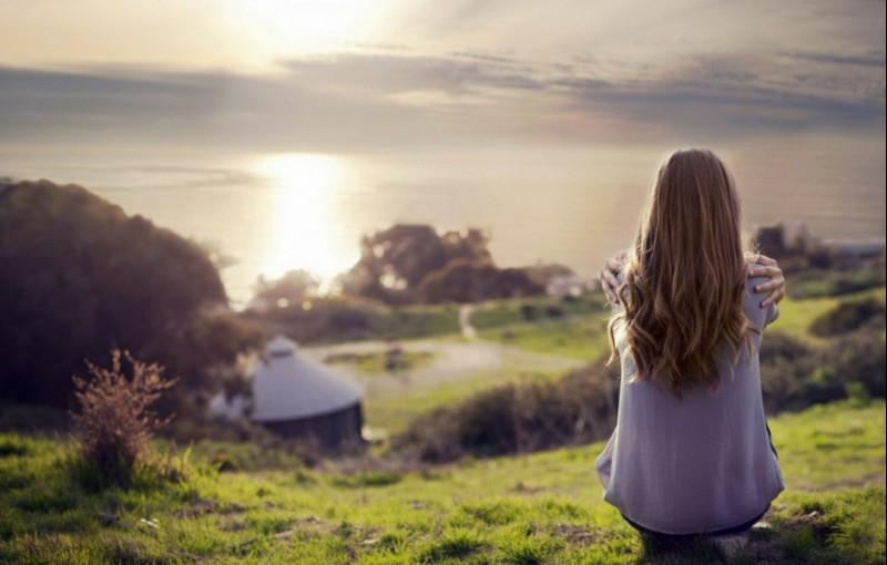 Đau buồn có thể ảnh hưởng đến ý chí sống, làm tổn thương phổi và gây bệnh đường hô hấp. (Ảnh qua giaytot.com)