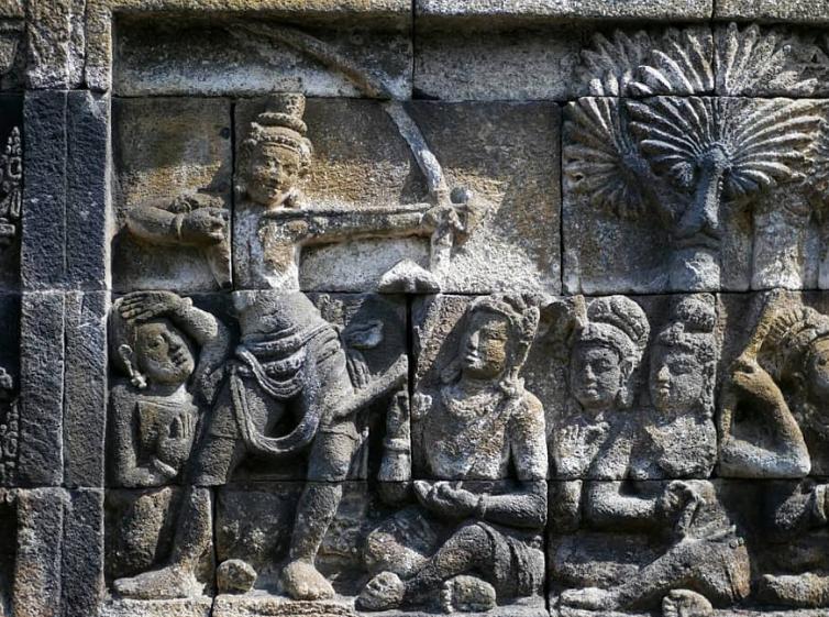 Harga tiket masuk Borobudur - sejarah candi borobudur