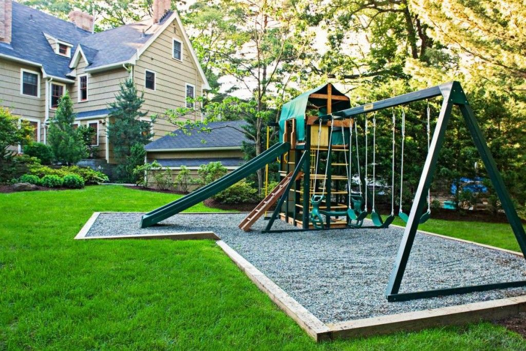 Outdoor Play Area Designs that will Keep your Kids Entertained all summer 2