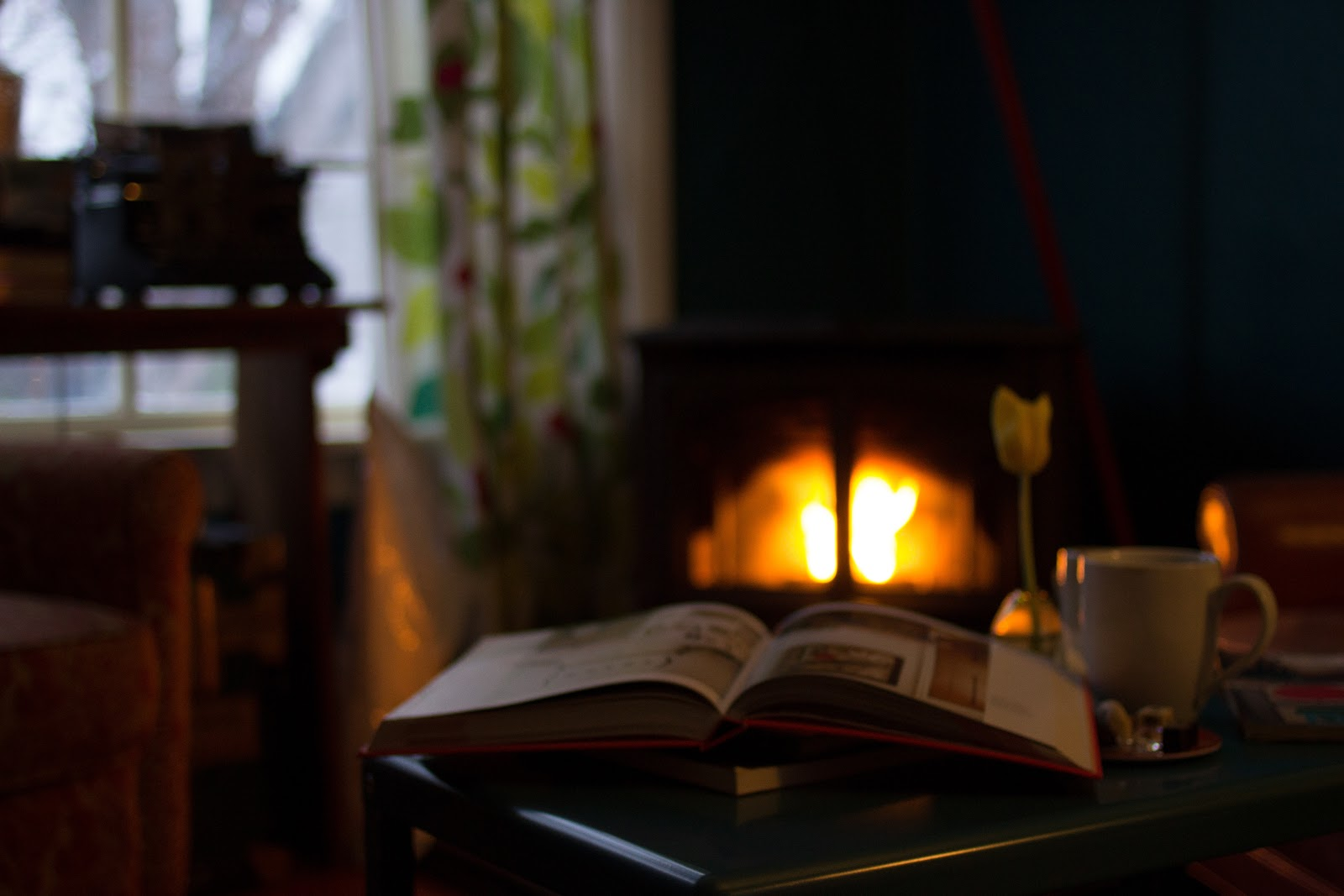 Five thigns to do besides the fire this Christmas