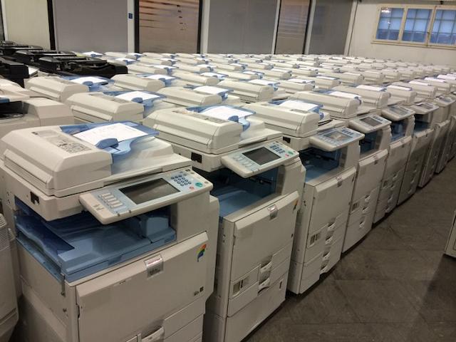 Công ty Linh Dương thu mua đa dạng các loại máy photocopy cũ