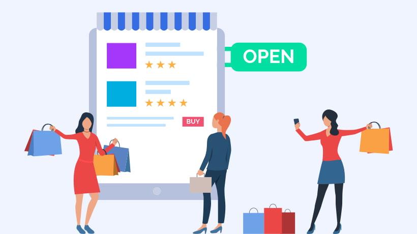 start a multi-vendor store
