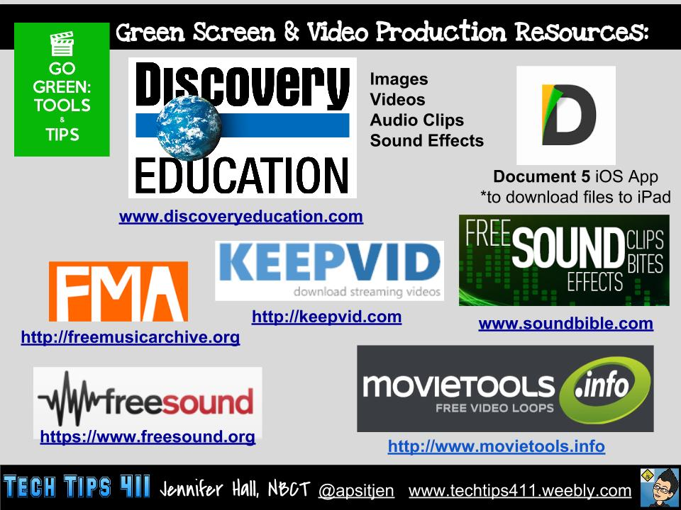 Revised - Green Screen & Video Production Resources.jpg