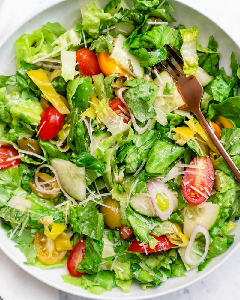 12 Best Green Salad Recipes – A Couple Cooks