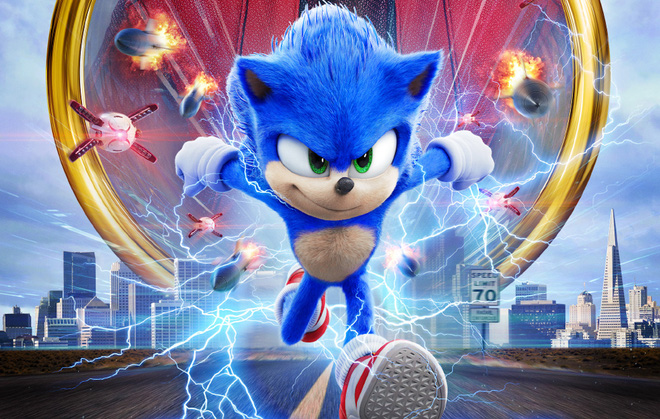 Phim rạp cuối tuần: Huyền thoại tuổi thơ Nhím nhây Sonic trở lại, đến Cậu Bé Ma cũng phải dè chừng - Ảnh 6.