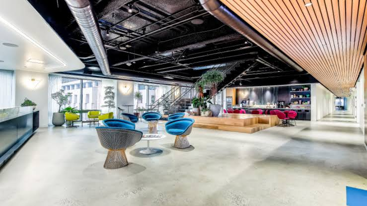Convene coworking space in Los Angeles