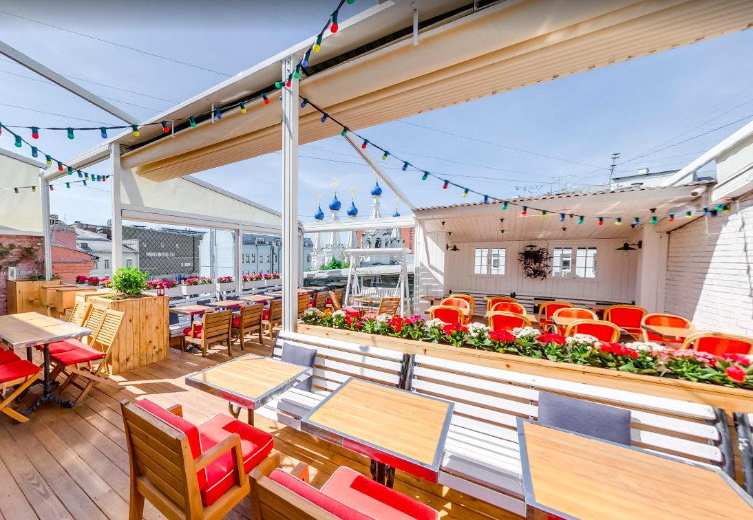 Ресторан Счастье на крыше