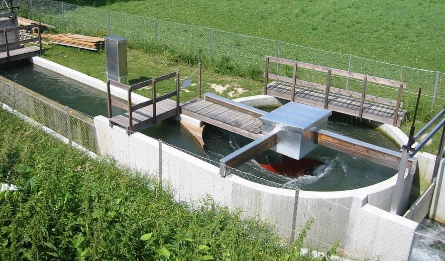 Tua bin nước xoáy: Triển vọng mới để phát triển thủy điện nhỏ 1