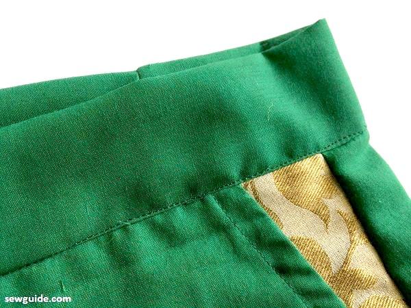 patrón de costura de pijama