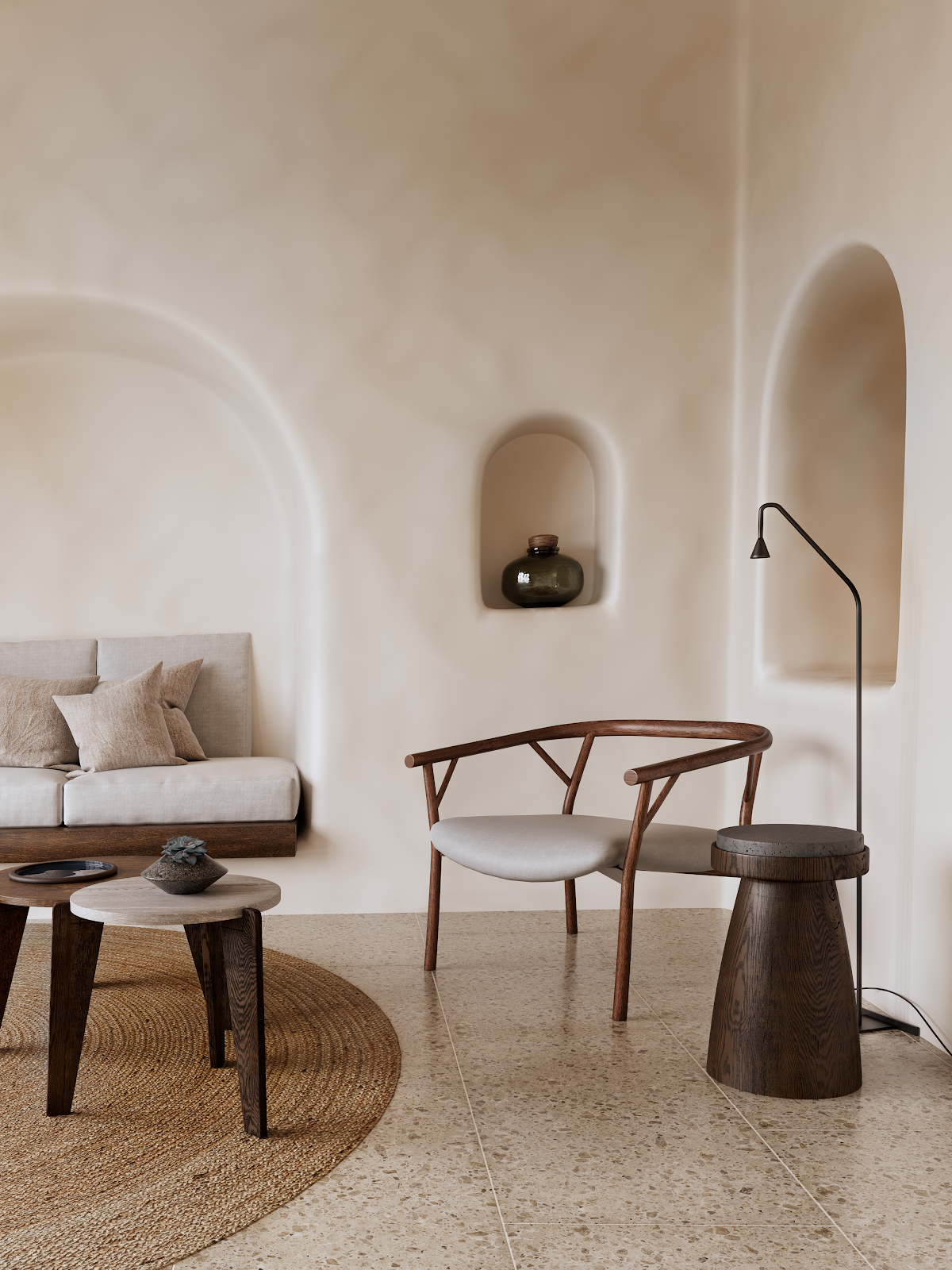 The New Mediterranean interior style inspiration