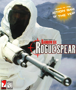 Cover art of the Rainbow Six sequel