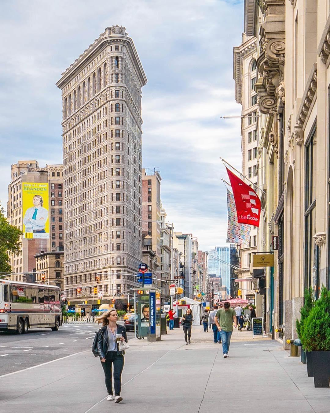 Пятая авеню нью йорк