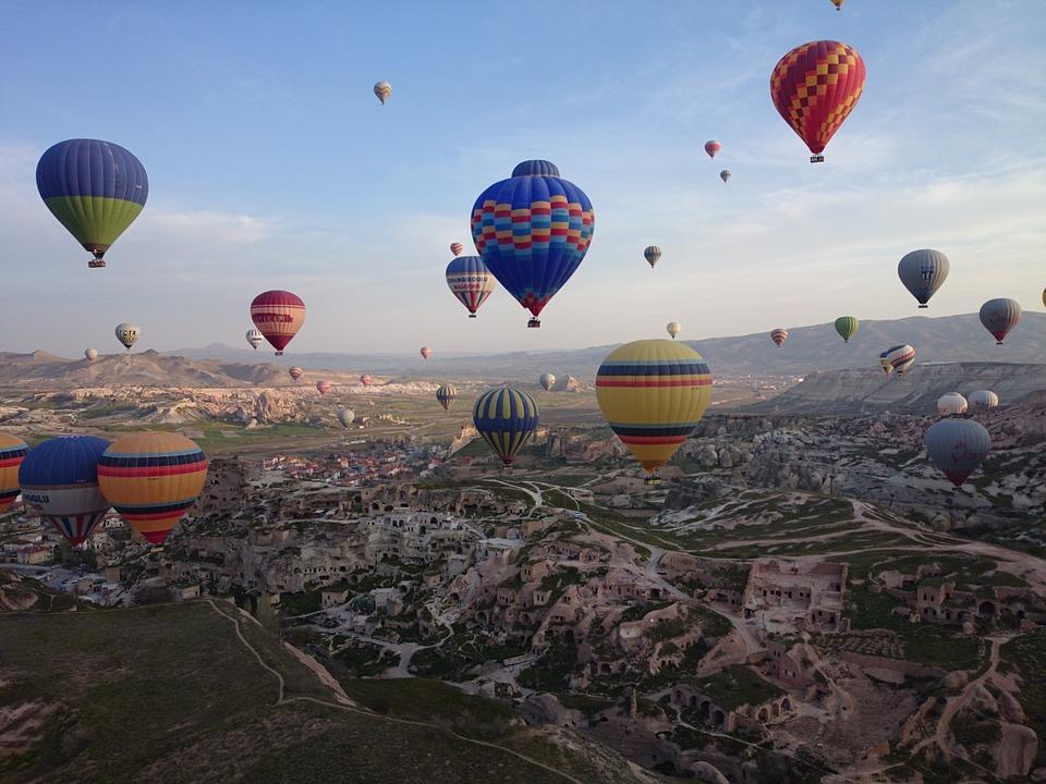 Kota Eksotis Cappadocia