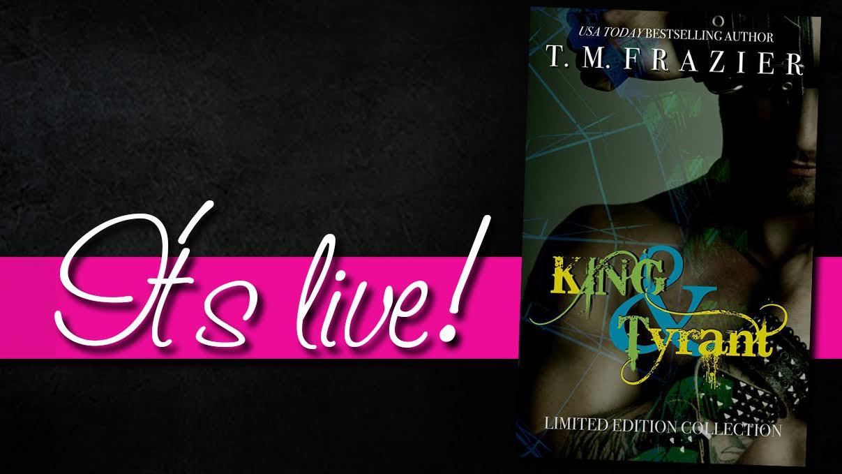king & tyrant it's live.jpg