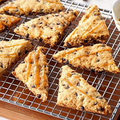 quick and easy movie night snacks peanut butter scones
