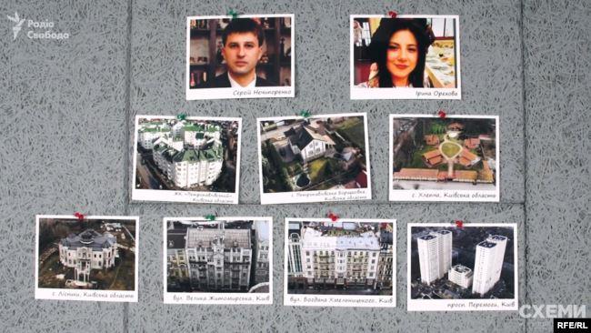 Ірина Орехова – колишня дружина прокурора Сергія Нечипоренка