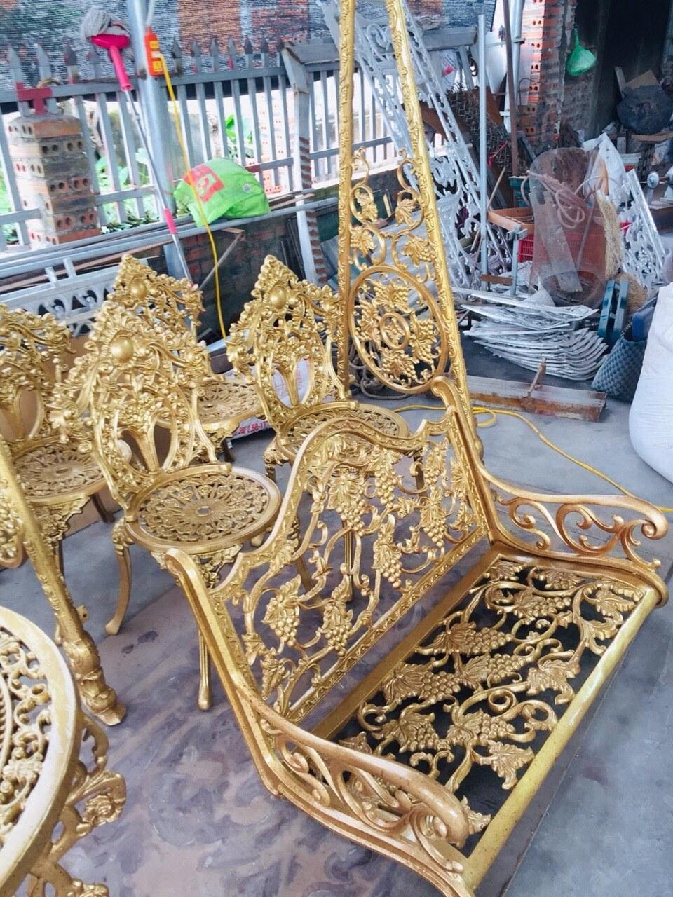 Lý do bạn nên mua bộ bàn ghế nhôm đúc