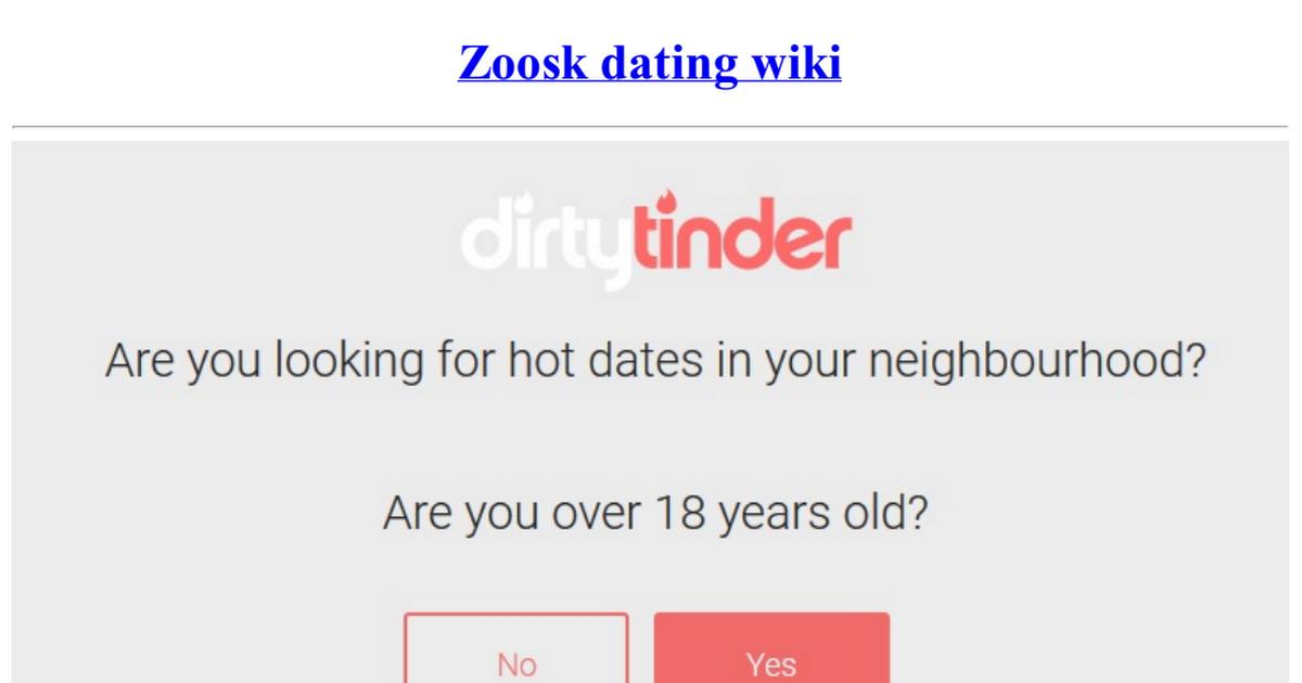 Dating menestys Tinder