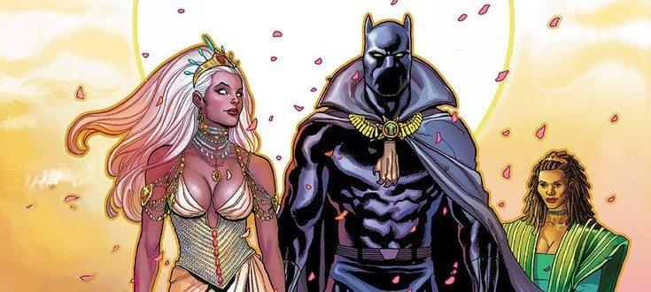 Image result for black panther ceremony comics