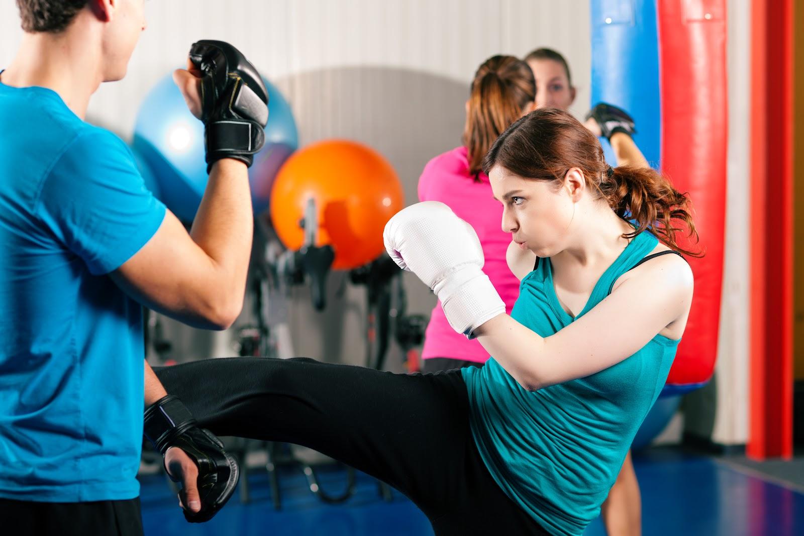 Glute Exercises for Runners: Kickbocking