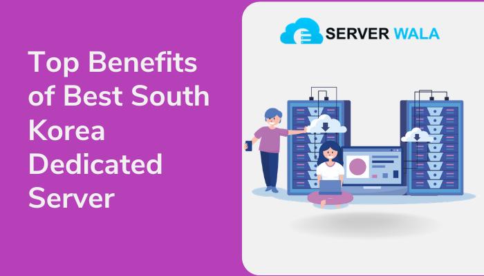 Dedicated Server South Korea